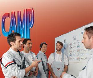 Společnost Interaction odstartovala Lakýrník Camp