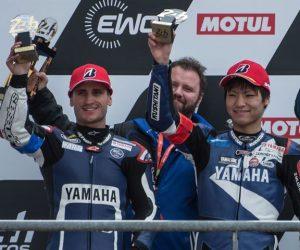 Bridgestone znovu na stupních vítězů