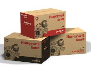 Nový vzhled obalů turbodmychadel od Honeywell Garrett