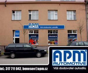 Pobočka APM Benešov se přestěhovala