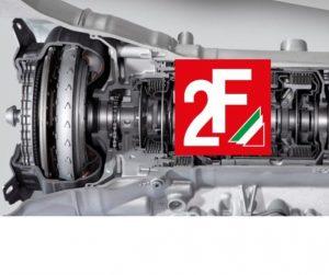 Výrobky 2F pro údržbu automatických převodovek u APM