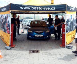 BestDrive opět pořádá Road Show