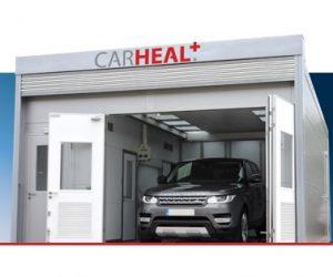 CARHEAL   – koncept chytrých oprav vstupuje na český a slovenský trh