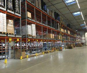 Inter Cars otevřel nové logistické centrum