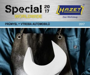 Nové katalogy nářadí HAZET u APM