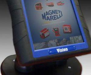 Aktualizace softwaru testerů Magneti Marelli