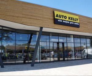 Prodejna Auto Kelly v Písku má novou adresu