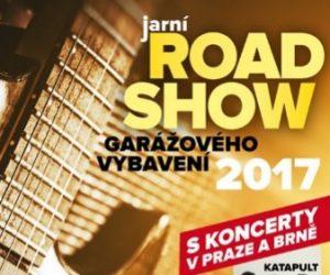 ROADSHOW AUTO KELLY s koncertem skupiny KATAPULT již za pár dní