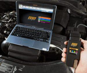 Jak vylepšit auto jen kliknutím v diagnostice