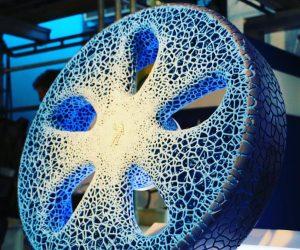 Michelin představil první pneumatiku z recyklovaného materiálu