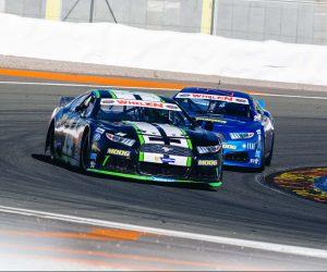 MOOG uzavřel exkluzivní smlouvu s evropským seriálem závodů NASCAR