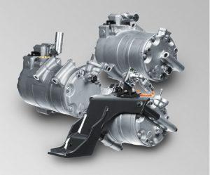 Kompresory Hella pro hybridní a elektrická vozidla