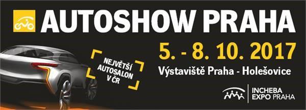 Autoshow Praha 5.-8.10.2017
