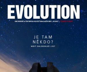 Vyšlo nové číslo magazínu společnosti SKF - Evolution 3.2017