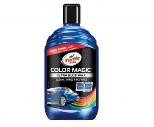 Turtle Wax® uvádí nové ''COLOR MAGIC 2017''