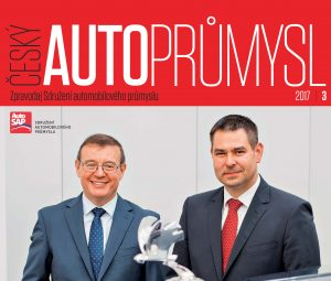 AutoSAP vydal Zpravodaj Český autoprůmysl 3/2017