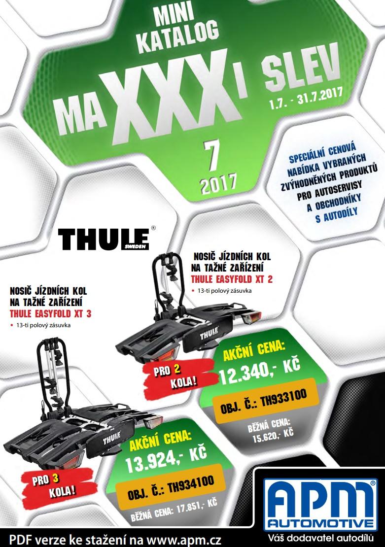 Katalog MaXXXi slev na červenec u APM