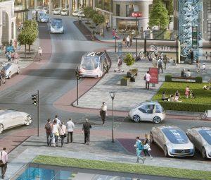 Řešení Bosch pro městskou mobilitu