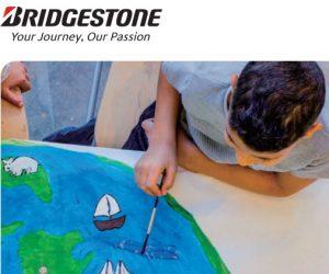 Zpráva o trvalé udržitelnosti 2016 od Bridgestone