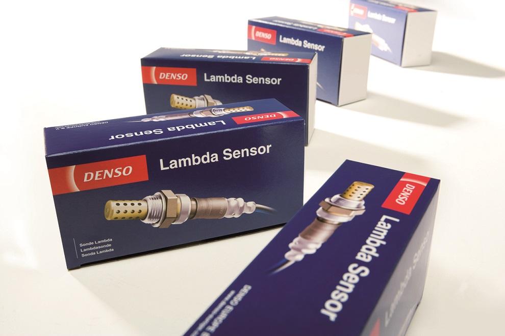 Lambda sondy Denso