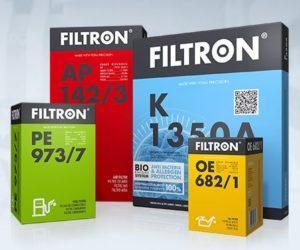 Nové filtry značky Filtron