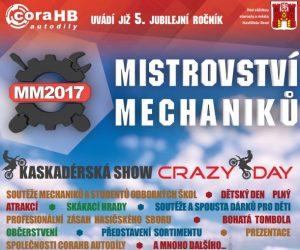 Mistrovství mechaniků 2017 již v září
