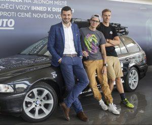 Nízkorozpočtová výprava s ojetým BMW E39 528i vyráží tentokrát do Mongolska