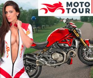 Inter Cars Moto Tour 2017 již tento víkend
