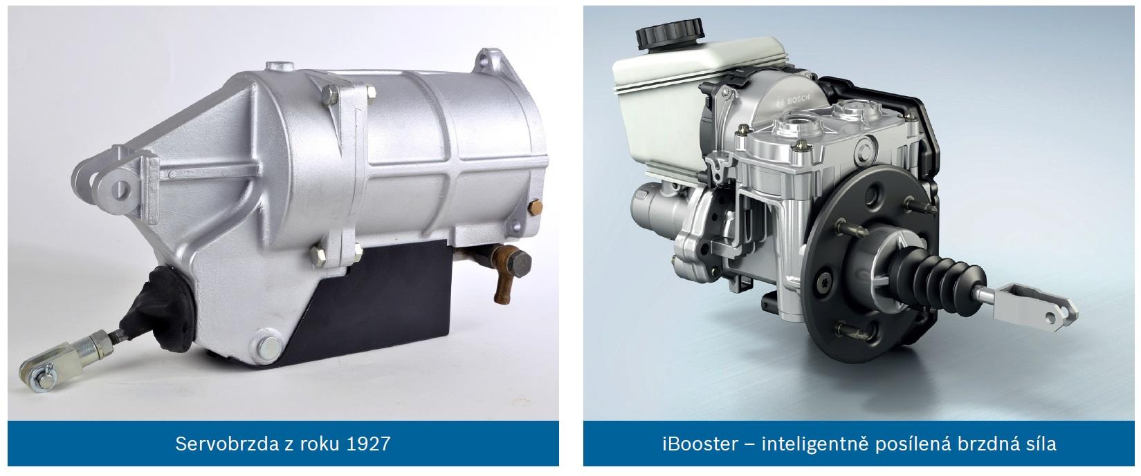 90 let brzd Bosch
