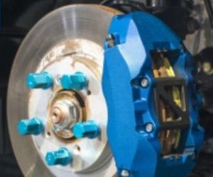 Manipulace se spojeným/jednodílným brzdovým kotoučem Mercedes Benz