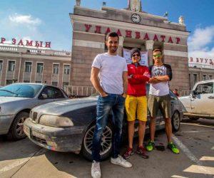 Dvacetileté auto z Áček pokořilo 14.000 km a dojelo do Ulánbátaru