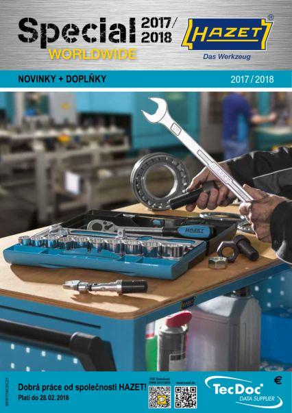 Katalog Hazet 2017/2018
