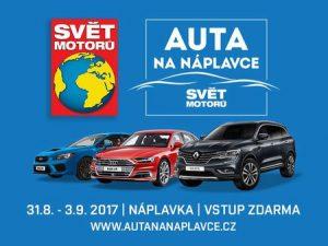 Svět motorů připravuje v Praze unikátní výstavu Auta na náplavce