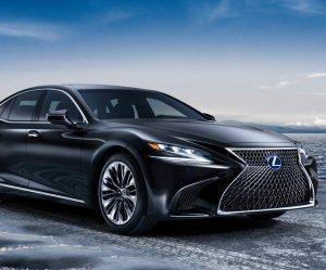 Lexus LS bude mít nové oči, citlivější a pozornější