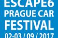 Escape6 Prague Car Festival představí stovky unikátních automobilů