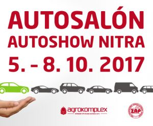 AUTOSALÓN-AUTOSHOW NITRA 2017