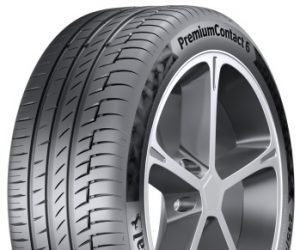 Letní pneu Continental PremiumContact 6 získala ocenění za design