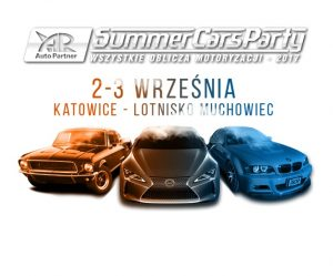 Auto Partner Vás zve na Summer Cars Party