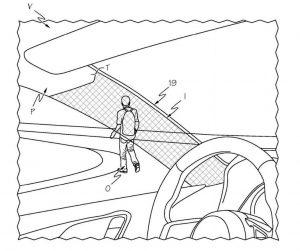 Absolutní výhled řidiče - přední sloupky Toyoty budou průhledné
