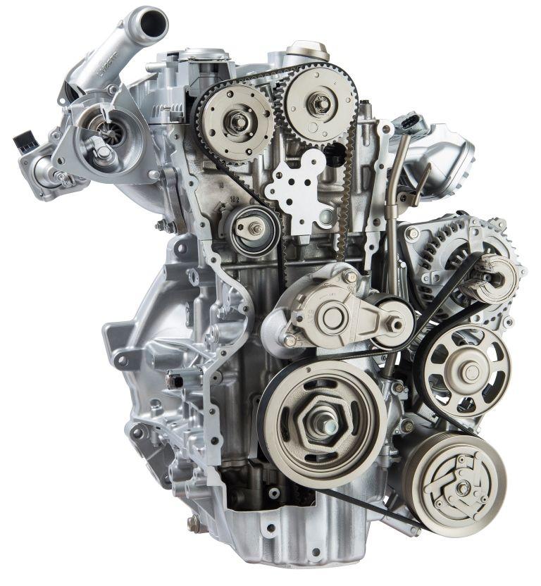 Unikátní systém s řemenem v olejové lázní, napínačem a ozubeným kolem ECO nabízí jednoduché řešení přizpůsobené specifikům moderních, vysoce efektivních automobilových motorů.