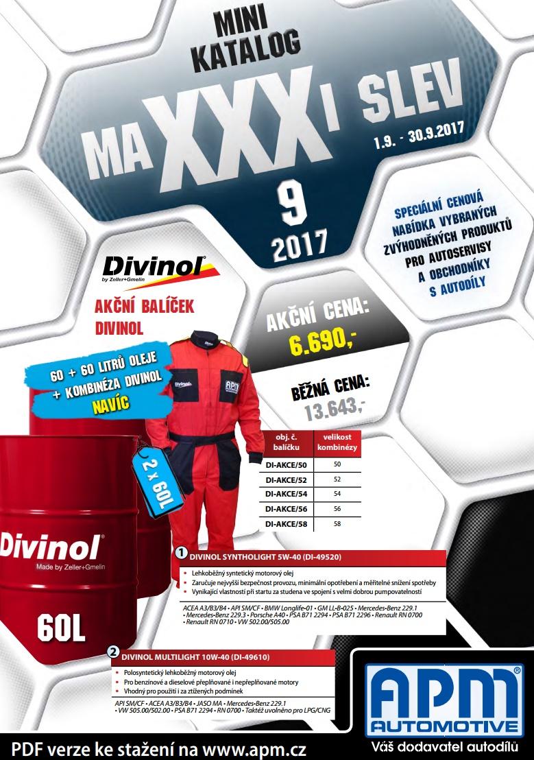 zářijové maXXXi slevy u APM