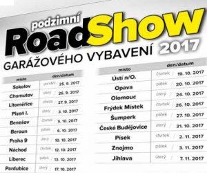 Podzimní RoadShow 2017 Auto Kelly