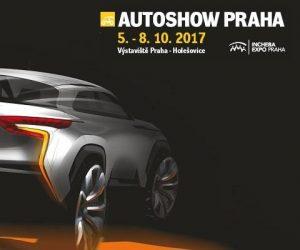 Získejte zdarma lístky na jubilejní 20. ročník Autoshow Praha