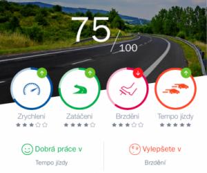 """Řidiči se mohou otestovat mobilní aplikací """"AXA DRIVE"""""""