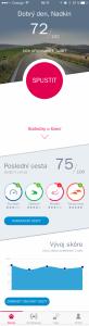 Axa aplikace hodnocení řidičů