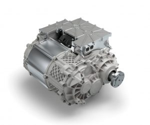 Start-up pohon pro elektromobily: Větší dojezd s elektrickou hnací nápravou Bosch