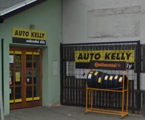 Prodejna Auto Kelly v Bruntále bude od 2.10. na nové adrese
