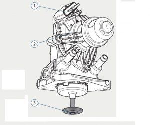 Problémy při výměně EGR ventilu u motorů BMW 1.5/1.6/2.0 D