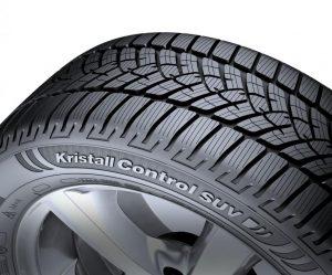 Fulda uvádí na trh zimní pneumatiky Kristall Control SUV