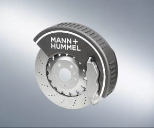 Filtr pevných částic na brzdy od firmy MANN + HUMMEL